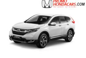 New Honda CRV Terbaru