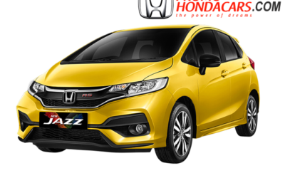 New Honda Jazz Terbaru