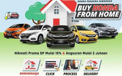 Promo Harga Kredit Mobil Honda Jabodetabek Terbaru