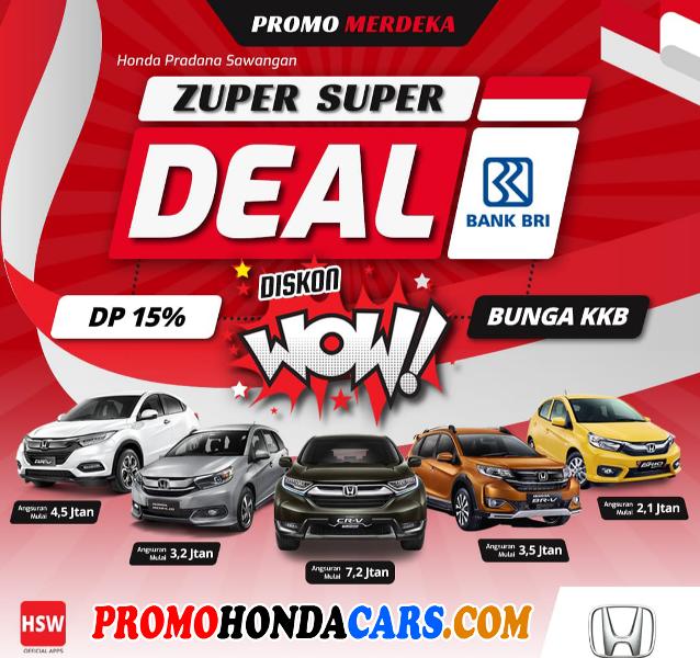Promo Merdeka Honda-Sawangan-Depok